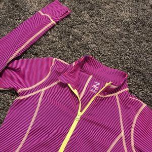 A Zella track jacket